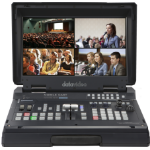 DataVideo HS-1500T Black network video recorder