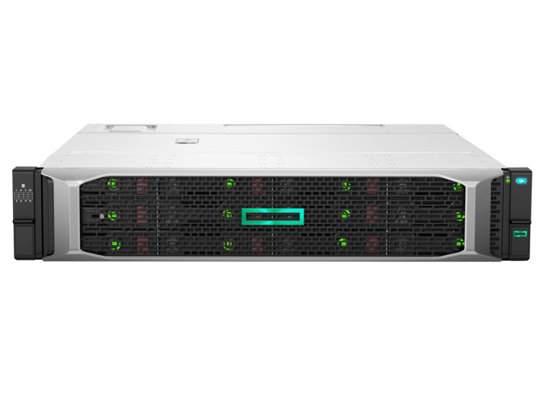 Hewlett Packard Enterprise D3610 bundle Disk Array 48 TB Rack (2U)