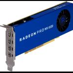 HP AMD Radeon Pro WX 4100 4GB FirePro W4100 GDDR5