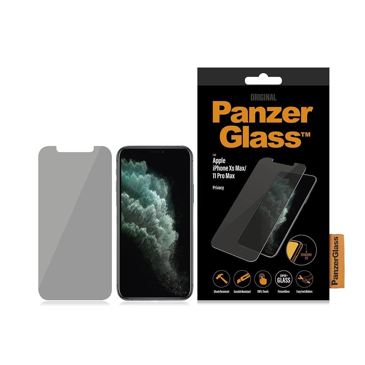 PanzerGlass P2663 protector de pantalla Protector de pantalla anti-reflejante Teléfono móvil/smartphone Apple 1 pieza(s)