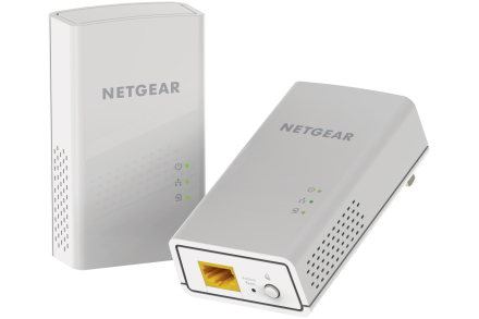 Netgear PL1200 1200Mbit/s Ethernet LAN White 2pc(s) PowerLine network adapter