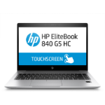 "HP EliteBook 840 G5 Notebook 14"" 1920 x 1080 pixels Touchscreen 8th gen Intel® Core™ i7 16 GB DDR4-SDRAM 512 GB SSD Windows 10 Pro Silver"