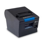 BLACK ECCO MINIPRINTER TERMICA BLACKECCO BE202 /USB+SERIAL+ETHERNET/LUZ Y SONIDO/AUTOCORTADOR/VEL.300 MM POR SE dir