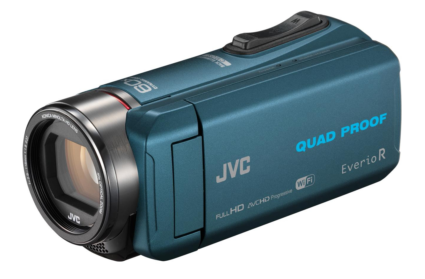 JVC GZ-RX645AEK hand-held camcorder