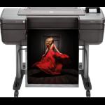 HP Designjet Z9+ impresora de gran formato Inyección de tinta térmica Color 2400 x 1200 DPI 610 x 1676 mm