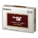 Sony Mini DV Cassette Tape for Digital HDV