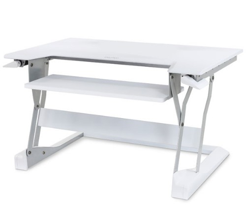 Ergotron WorkFit-T computer desk White