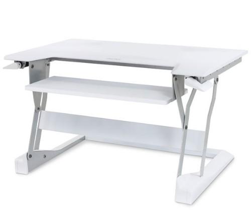 Ergotron WorkFit-T computer desk White