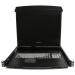"""StarTech.com 1U 17"""" HD 1080p Dual Rail Rackmount Widescreen LCD Console RACKCOND1701"""