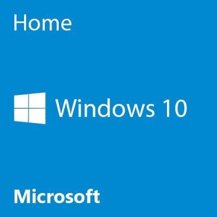 Microsoft Windows 10 Home 64Bit, OEM, GGK, UK