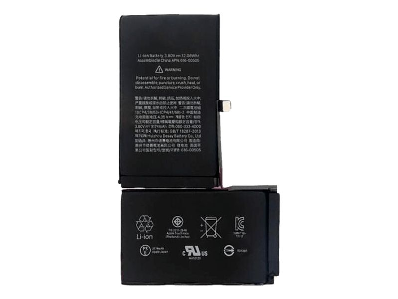 CoreParts Battery for iPhone Xs Max