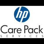 Hewlett Packard Enterprise 3Y, 24x7, w/CDMR D2D4312 Bup Sys FC SVC