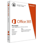 Microsoft Office 365 Personal 1user(s) 1year(s) German