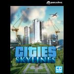 Paradox Interactive Cities: Skylines- Deluxe Edition, PC/Mac/Linux Deluxe Linux/Mac/PC DEU Videospiel
