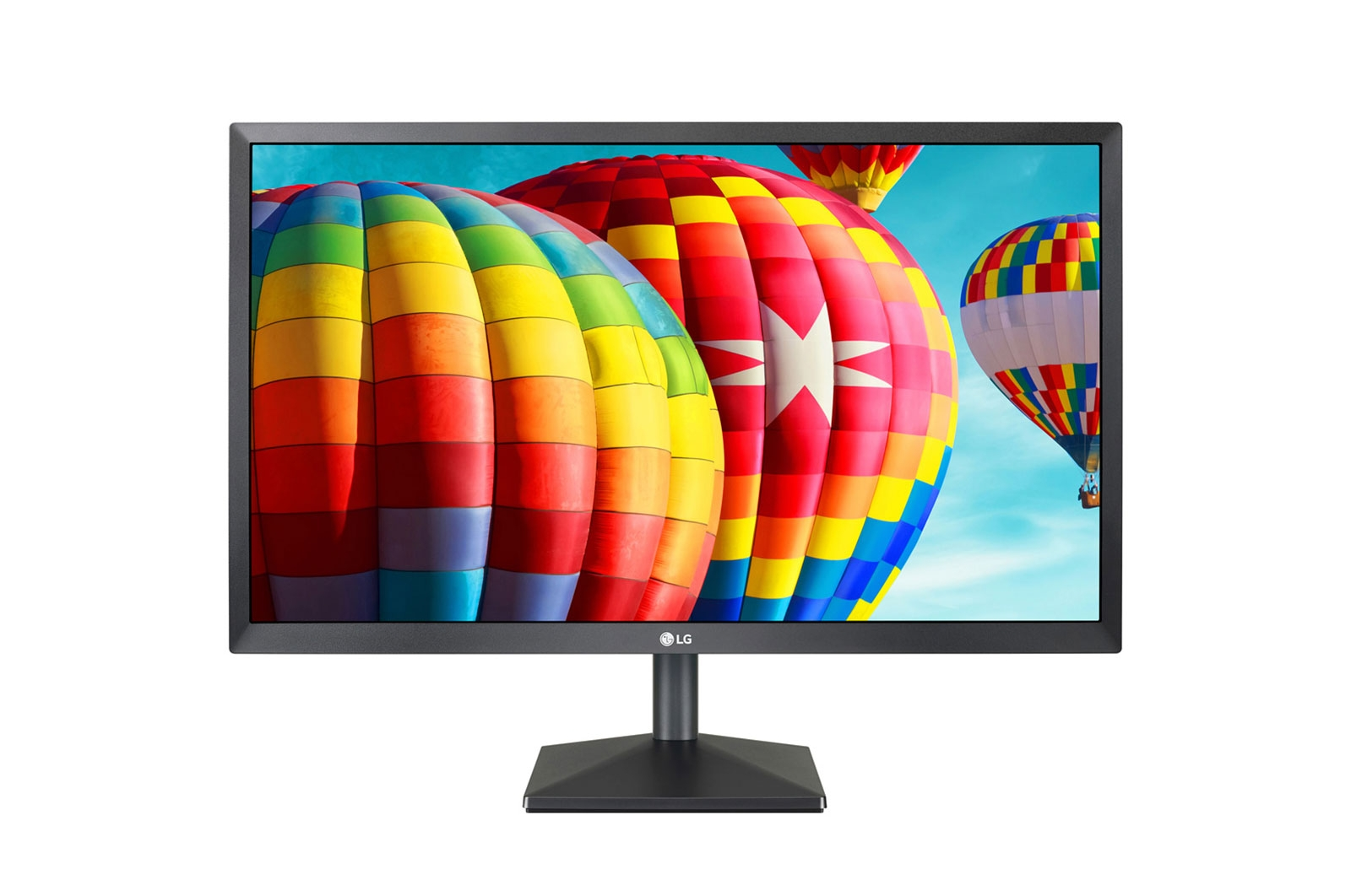 "LG Screen Size:24"" (60cm);Aspect Ratio:16:9;Resolution:1920 X 1080;Contrast Ratio:1000:1;Viewing Angle"
