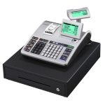 Casio SE-S400 Thermal Transfer 3000PLUs LCD cash register