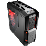 Aerocool GT-S Black Edition Full-Tower Black,Red computer case