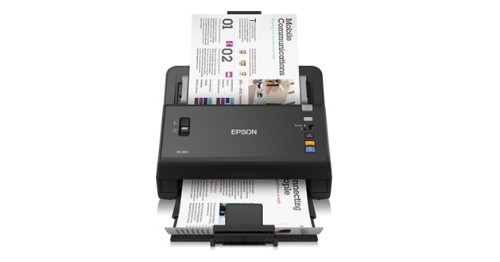 Epson WorkForce DS-860 600 x 600 DPI Sheet-fed scanner Black A4