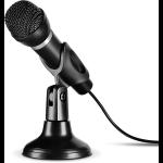 SPEEDLINK CAPO PC microphone Wired Black