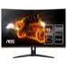 "AOC Gaming CQ32G1 LED display 81,3 cm (32"") 2560 x 1440 Pixeles Wide Quad HD LCD Negro"