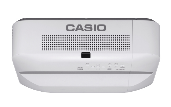 CASIO XJ-UT312WN DATA PROJECTOR 3100 ANSI LUMENS DLP WXGA (1280X800) WALL-MOUNTED PROJECTOR WHITE