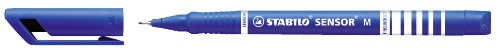 STABILO SENSOR fineliner Blue Medium 1 pc(s)