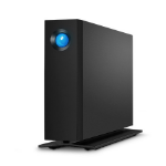 LaCie d2 Professional external hard drive 8000 GB Black