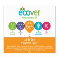 ECOVER DISHWASH TABLETS ALL IN ONEXL