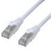 MCL 3m Cat6a F/UTP cable de red F/UTP (FTP) Blanco
