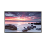 "LG 86UH5C signage display 2.18 m (86"") LED 4K Ultra HD Digital signage flat panel Black"