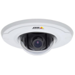 Axis M3014 IP security camera indoor & outdoor Dome White 1280 x 800pixels