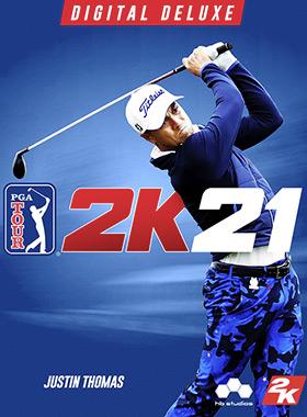 Nexway PGA Tour 2K21 Digital Deluxe PC De lujo Inglés