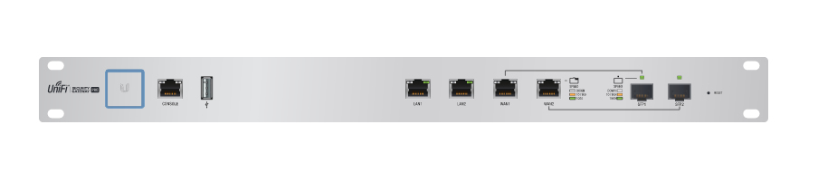 Ubiquiti Networks USG-PRO-4 gateways/controller 10,100,1000 Mbit/s