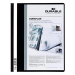 Durable DURAPLUS® Black report cover