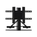"SoundXtra SDXBST300ATV1021 flat panel floorstand 165.1 cm (65"") Fixed flat panel floor stand Black"