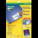 Avery L4737REV-25 self-adhesive label White 675 pc(s)