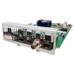 Analog Way OPT-OUT-VIO4K AV equipment interface card Internal Black,Grey Analog Way VIO 4K