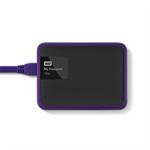 Western Digital WD Grip Pack 2TB/3TB Slate HDD enclosure Black,Purple
