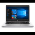 HP ProBook 640 G5 Silber Notebook 35,6 cm (14 Zoll) 1920 x 1080 Pixel Intel® Core™ i5 der achten Generation i5-8265U 8 GB DDR4-SDRAM 512 GB SSD