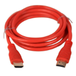 Laser CB-HDMI2-ORA 2m HDMI HDMI Orange HDMI cable