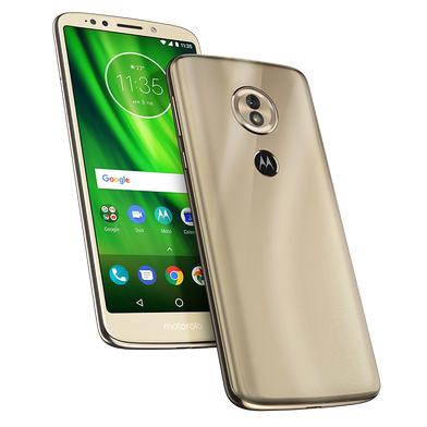 """Motorola moto g⁶ play 14.5 cm (5.7"""") 3 GB 32 GB Single SIM 4G Gold 4000 mAh"""