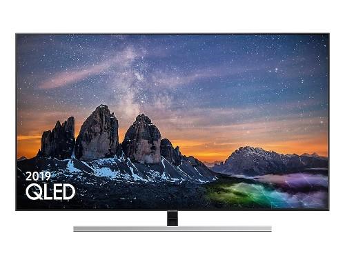 """Samsung QE55Q80RAT 139.7 cm (55"""") 4K Ultra HD Smart TV Silver"""