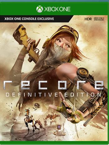 Microsoft ReCore Definitive Edition, Xbox One