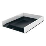 Leitz 53611095 file storage box Polystyrene (PS) Black, White
