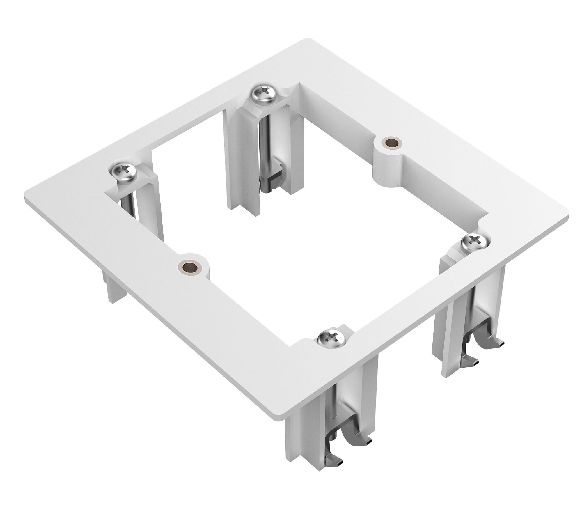 V2 Single-gang Flush-mount Tcus Mudring1g Rear Angle