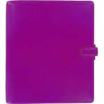 Filofax A5 FINSBURY ORGN RASPBY 025371