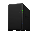 Synology DS218PLAY/20TB-REDPRO 2 Bay NAS