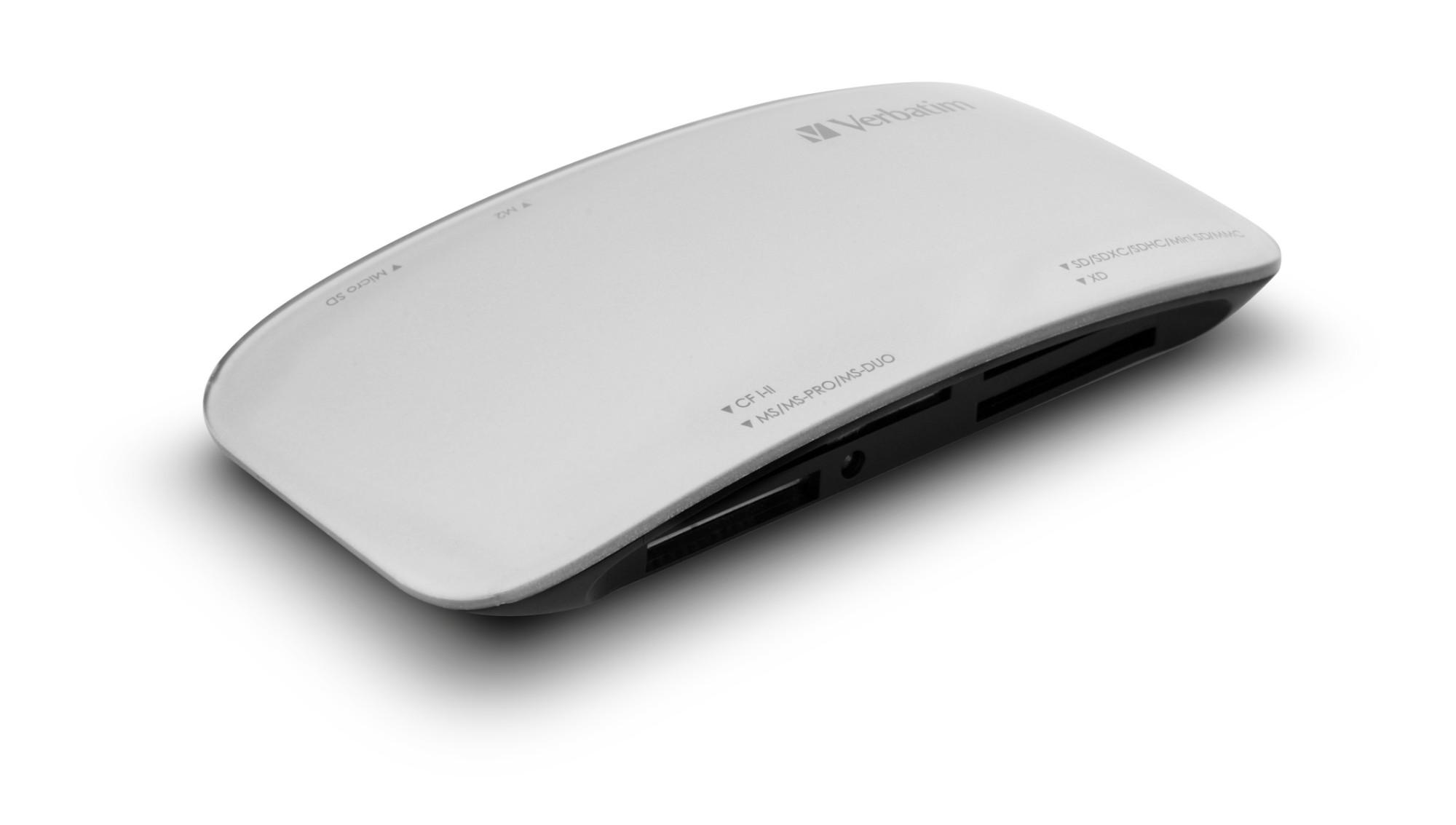 Verbatim USB 3.0 Universal Memory Card Reader