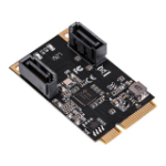 SYBA SI-MPE40150 interface cards/adapter SATA Internal