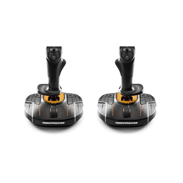 Thrustmaster Dual T.16000M FCS Joystick Space Sim Pack For PC